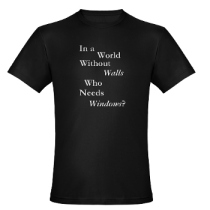 World Without Walls T-shirt