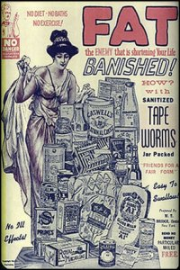 Tapeworm Advert